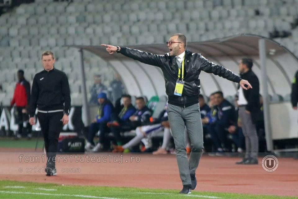 """Lobonț, înaintea meciului cu CS Mioveni – """"S-a încheiat un ciclu și începe altul, dar mai avem 11 meciuri, din care vrem să obținem maximum"""""""