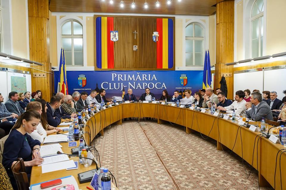 Bugetul de 326 de milioane de euro al municipiului Cluj-Napoca pe 2019 a fost aprobat! Vezi care sunt principalele investiții și proiecte!
