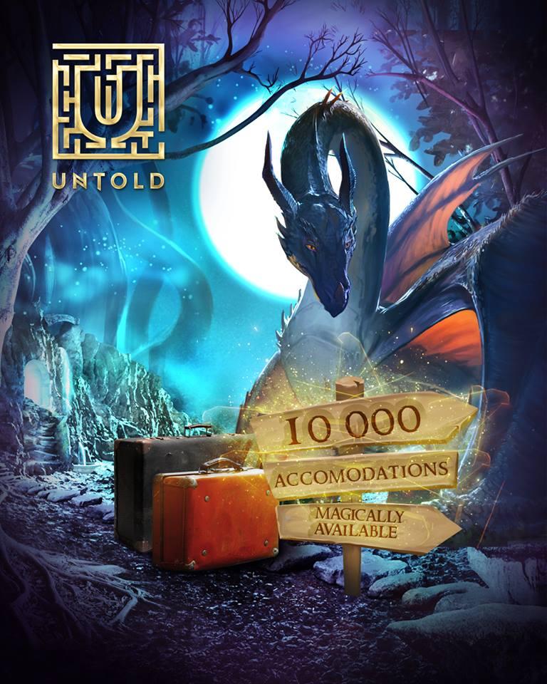 UNTOLD a pregătit 10.000 de locuri pentru festivalieri în acest an!