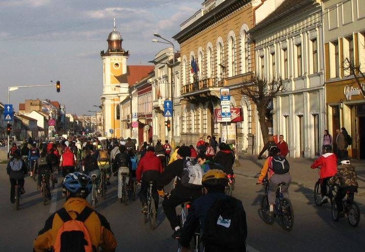 Amenzi mai mici pentru bicicliști