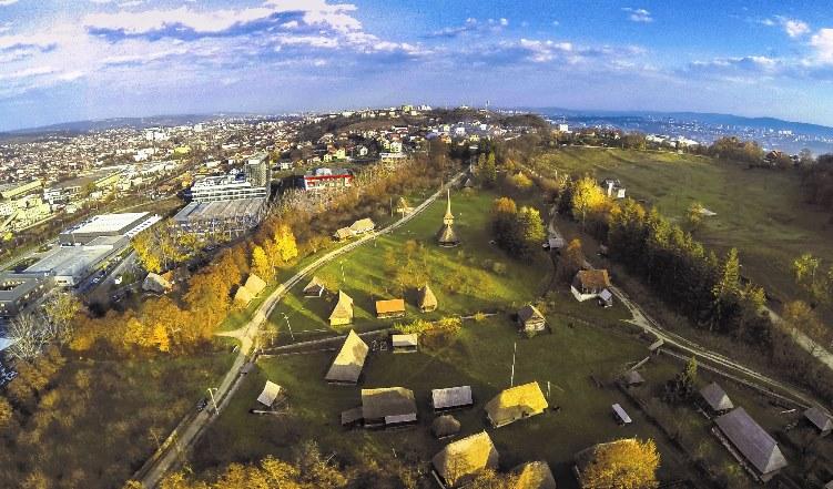 Cel mai mare parc din România va fi la Cluj – Investiție de 10 milioane de euro în extinderea Parcului Etnografic și Pădurea Hoia