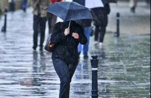 Se anunță ploaie și vânt de 1 Mai la Cluj