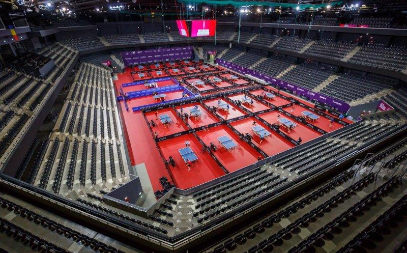 Clujul va găzdui Campionatele Europene de Tenis de Masă 2021