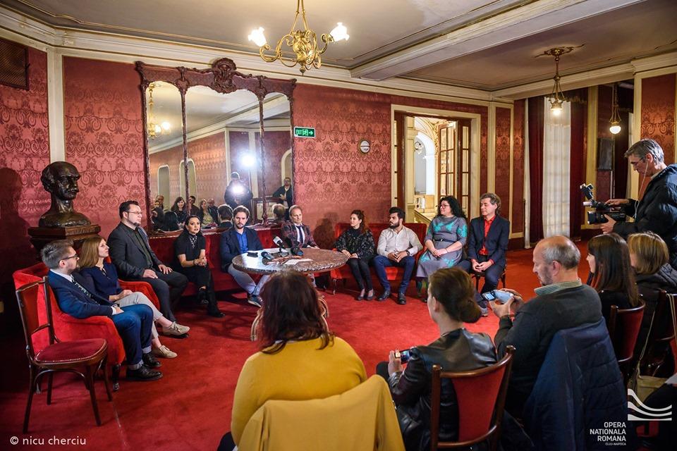 """Premieră miercuri pe scena Operei Naționale Române Cluj: """"DON GIOVANNI"""" de W. A. Mozart!"""