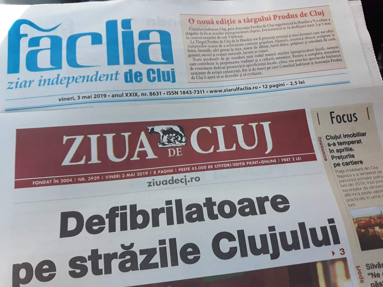De Ziua Mondială a Presei avem datoria morală să susținem presa locală!