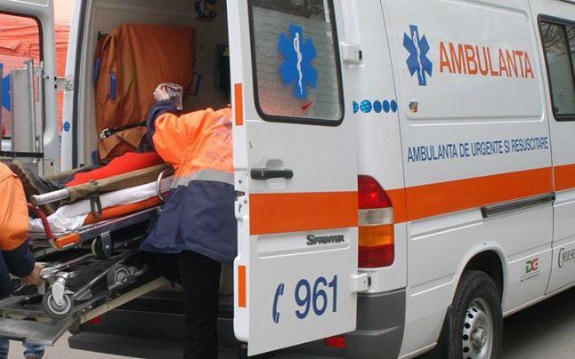 Doi copii au fost accidentați pe trecerea de pietoni