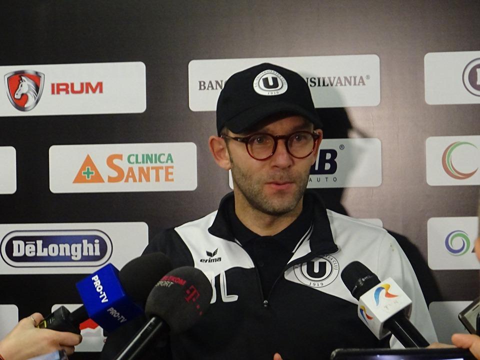 """Lobonț, înaintea duelului cu Hermannstadt: """"Suntem conștienți că intâlnim o echipă puternică, dar ne vom juca șansa, nu ne temem"""""""
