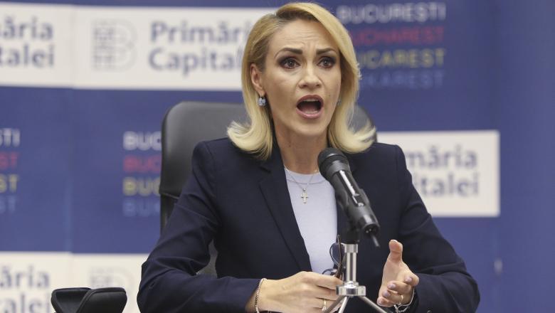 """București: Gabriela Firea vrea un nou mandat la Primăria Capitalei: """"Am făcut multe sacrificii personale"""""""