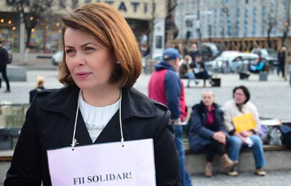 Fostul ministru Aurelia Cristea, infectată cu COVID-19