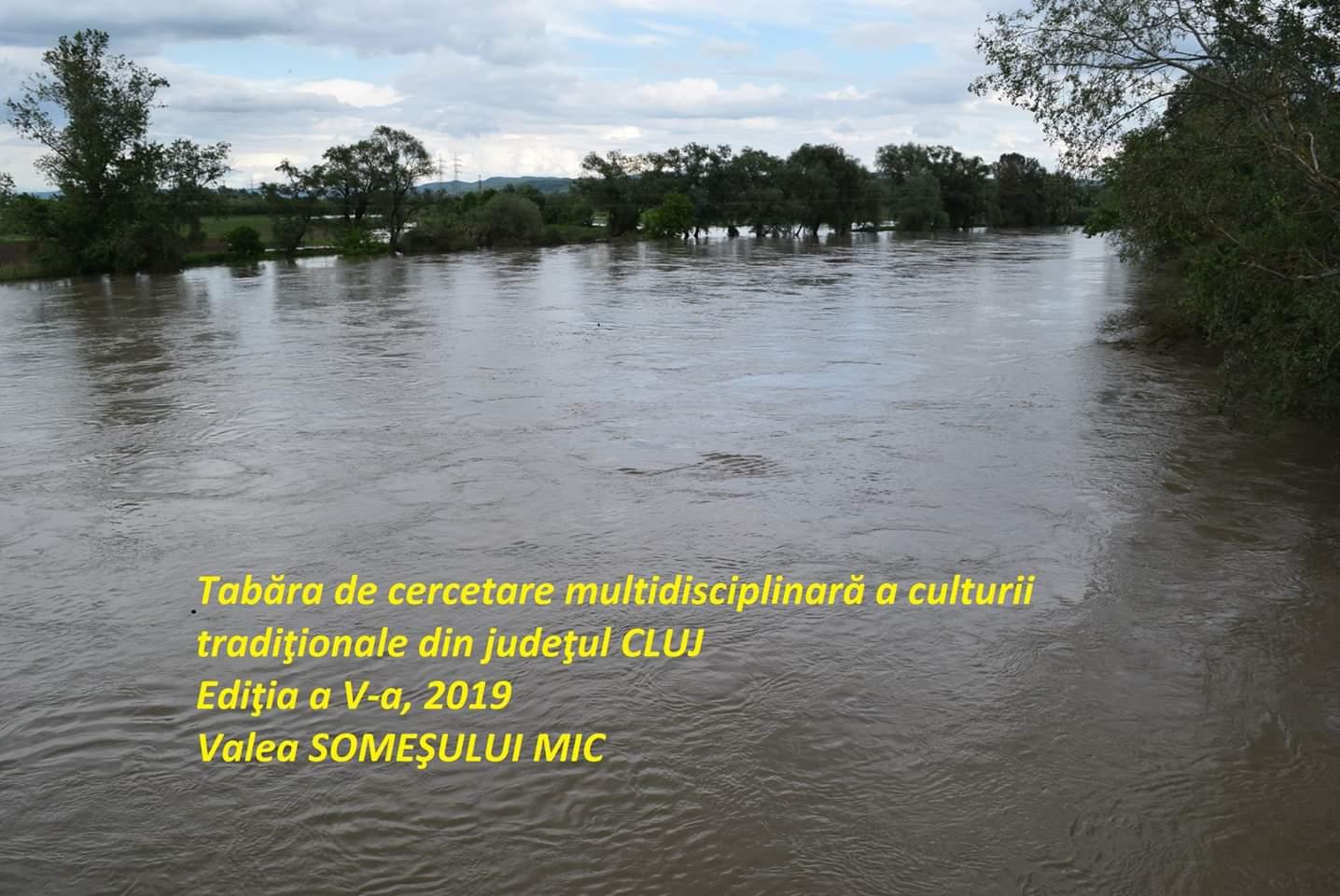 Ediția a V- a taberei de cercetare multidisciplinară a culturii tradiționale din județul Cluj