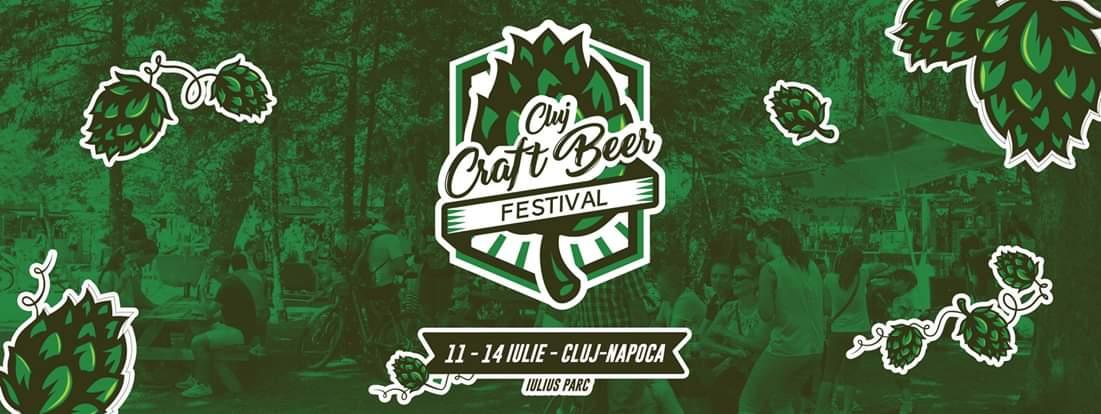 Singurul festival cu bere exclusiv artizanală, Cluj Craft Beer Festival, revine cu cea de-a III-a ediție