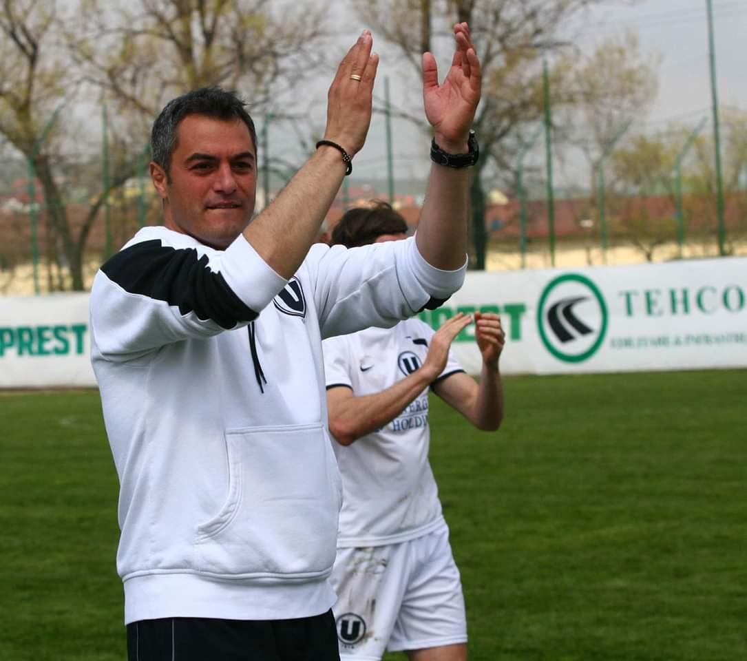 """OFICIAL – """"U"""" Cluj va ataca promovarea sezonul viitor cu Cristian Dulca antrenor!"""