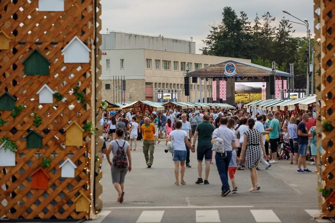 Tradiție și folclor în acest sfârșit de săptămână la Produs de România