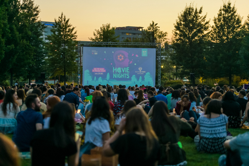 """Film francez, proiectat în seara asta la """"Movie Nights"""", în Iulius Parc"""
