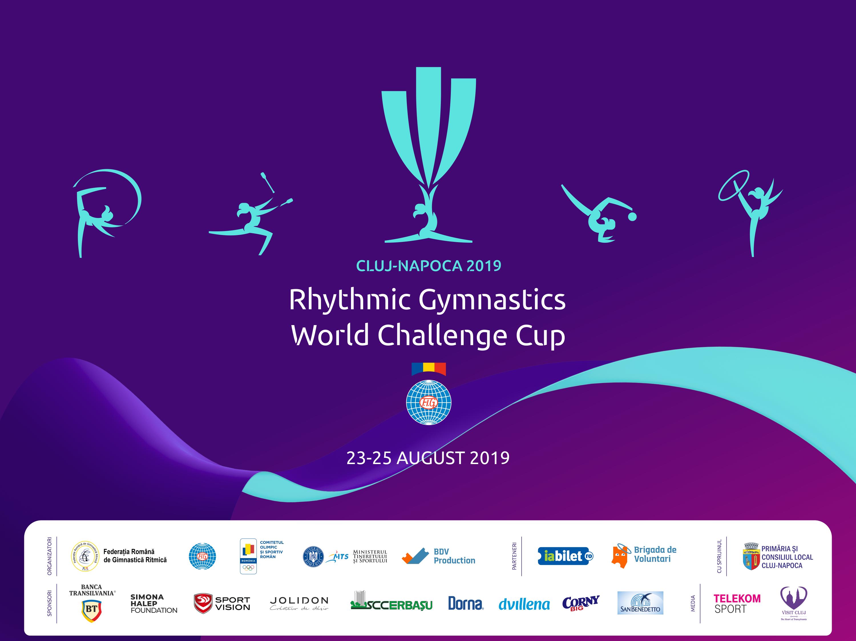 Prima competiție internațională de Gimnastică Ritmică din România, găzduită de Cluj-Napoca