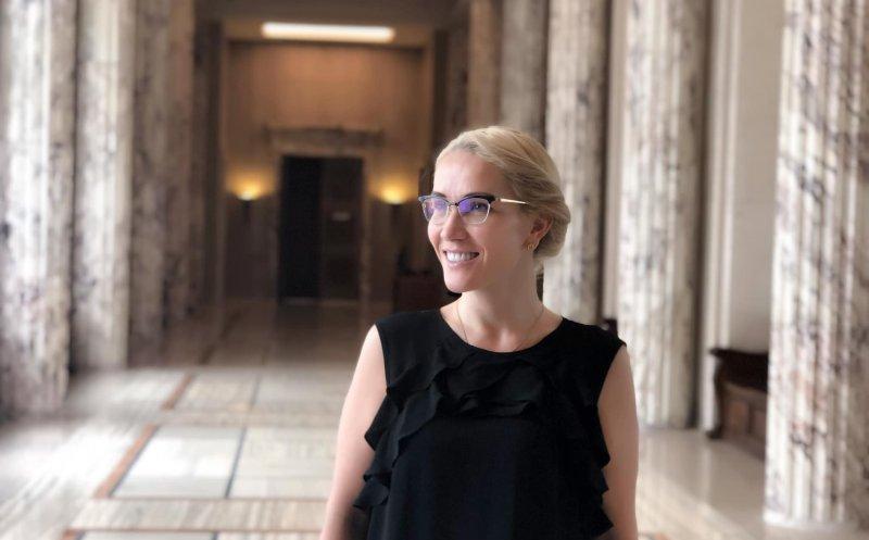 Prima femeie candidat la prezidențiale este absolventă de Drept la Cluj