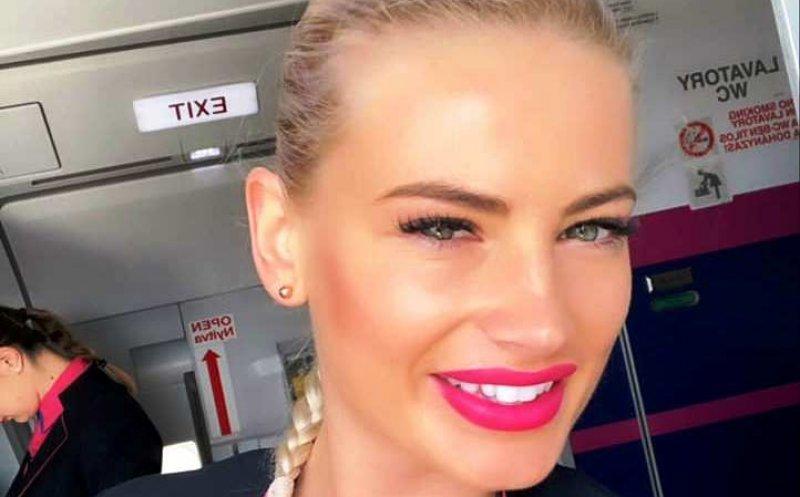 Gest de OM cu suflet mare al unei stewardese din Cluj
