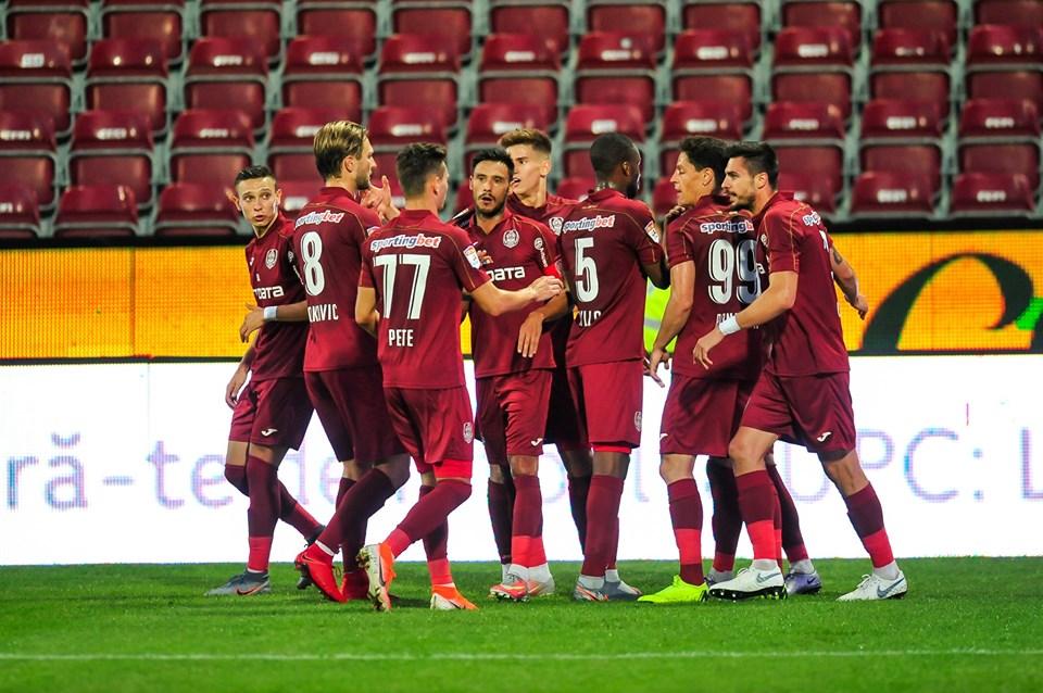 Campioana României, în criză! CFR Cluj a început noul sezon cu o remiză pe teren propriu și a ajuns la al treilea meci fără victorie!