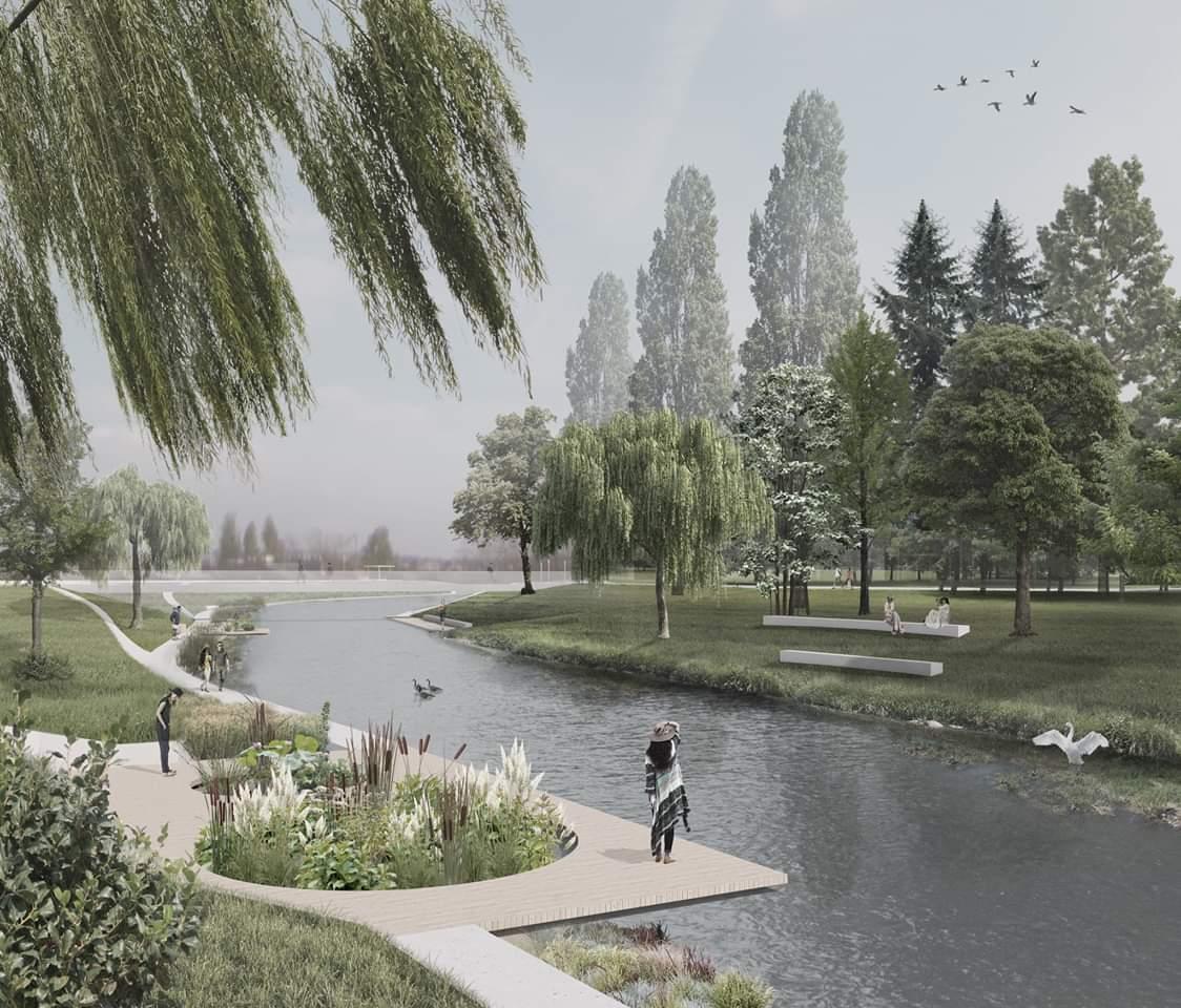Clujul va avea trei noi parcuri publice