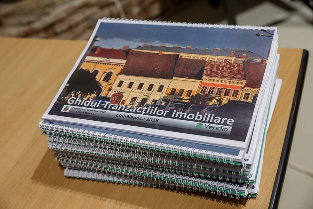 Ghidul Tranzacțiilor Imobiliare, a șasea ediție, lansat la Cluj