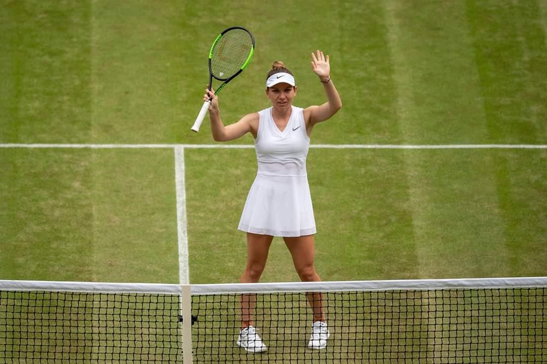 Simona Halep, calificată în prima finală din carieră la Wimbledon! Urmează duelul cu Serena Williams