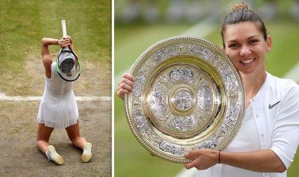 Simona Halep, noua regină de la Wimbledon!