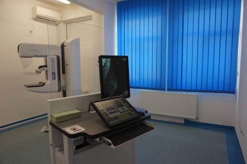 Noi echipamente medicale achiziționate pentru investigarea afecțiunilor mamare