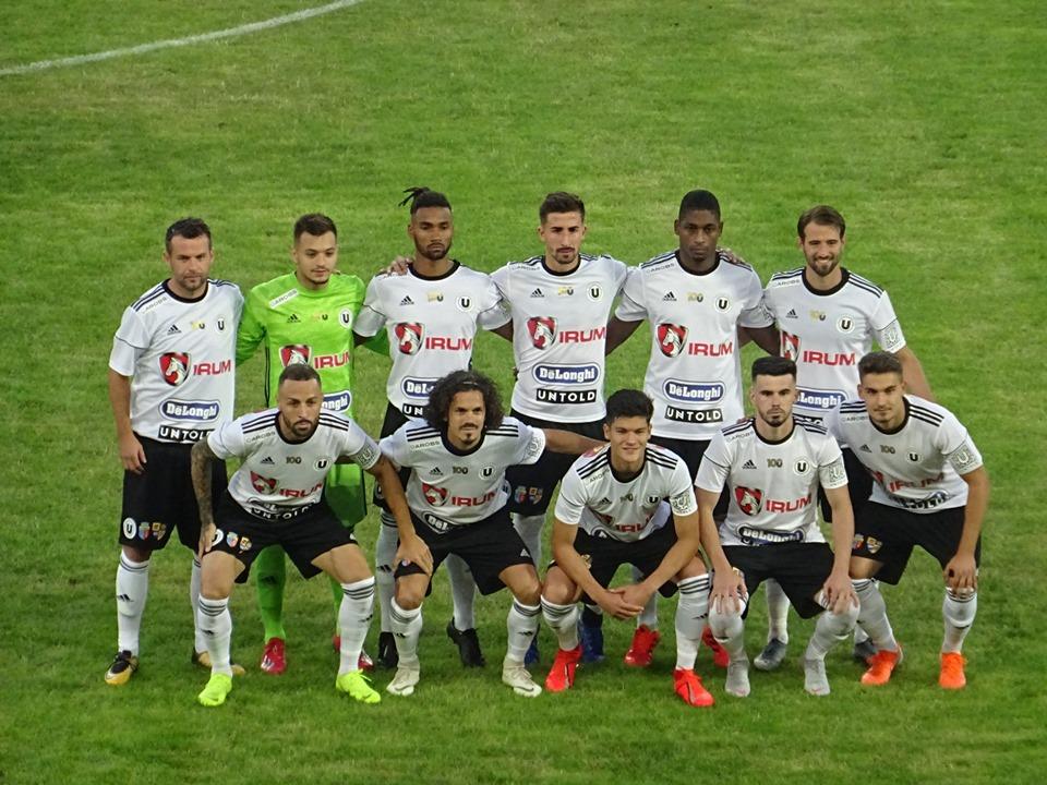 """""""U"""" Cluj a debutat cu o înfrângere drastică în noul sezon din Liga a 2-a pe terenul nou-promovatei CSM Reșița"""