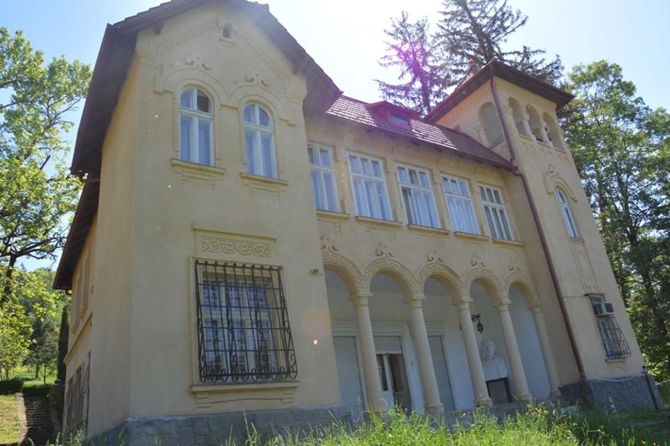 Castelul din Ciucea a revenit în patrimoniul Consiliului Județean Cluj