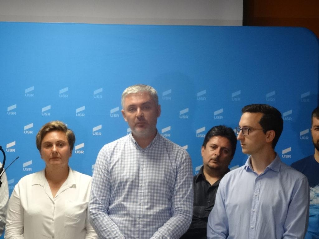 Apune domnia PNL la Cluj? Liderul USR Cluj, Cătălin Sălăgean, primul contracandidat puternic pentru Alin Tișe la șefia Consiliului Județean Cluj!