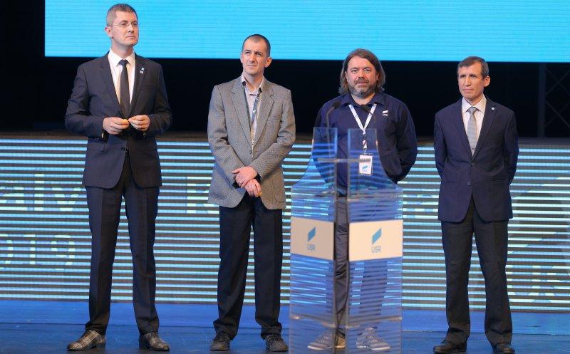 Dan Barna, desemnat de USR candidat la Președinția României! Senatorul clujean Mihai Goțiu, 134 de voturi!