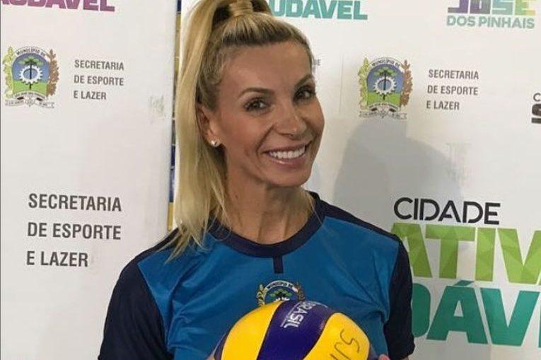 Cristina Pîrv, legendă a voleiului românesc, a devenit ambasadoare a taberelor Yuppi pentru copii cu boli cronice