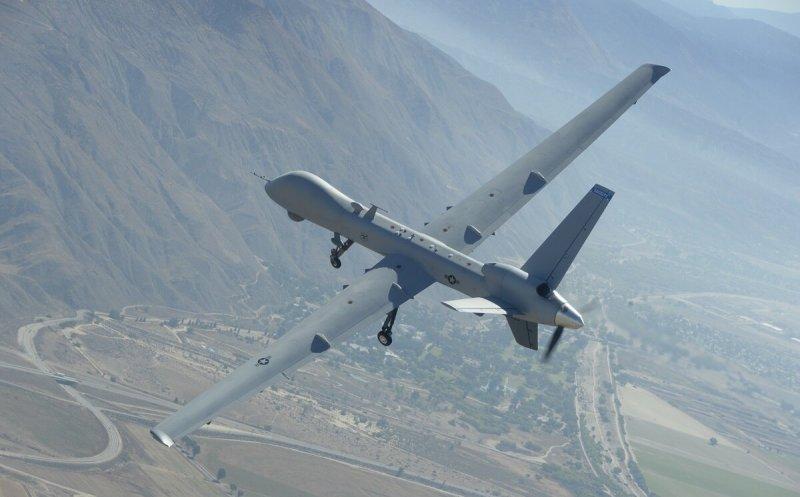 SUA transferă drone militare la Câmpia Turzii