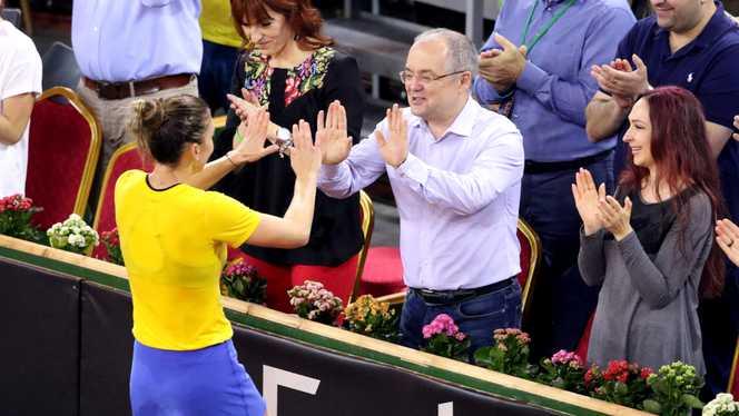 Simona Halep, încântată că va juca din nou la Cluj