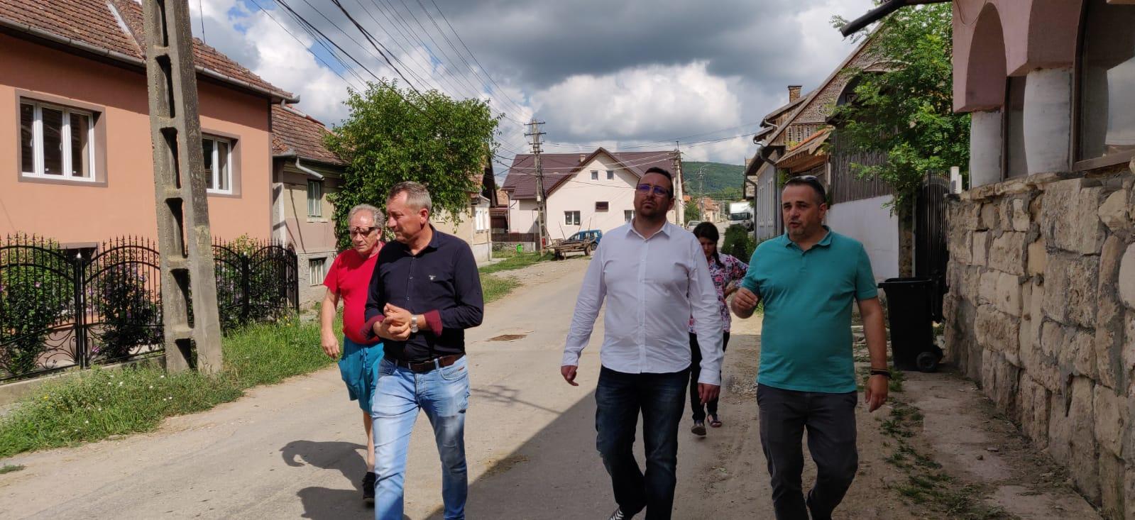 Deputatul Horia Nasra cere Consiliului Județean să finalizeze proiectul de alimentare cu apă potabilă în satele Mera, Rădaia și Suceagu din comuna Baciu