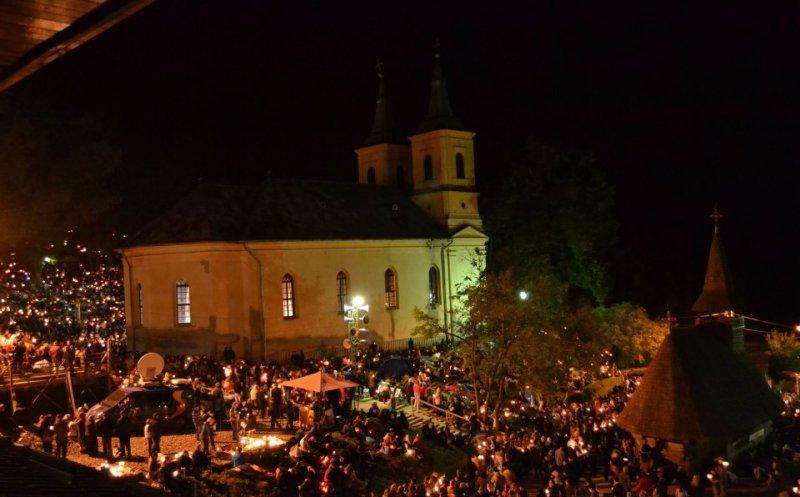 Peste 160 de pelerini au avut nevoie de îngrijiri medicale la Mănăstirea Nicula