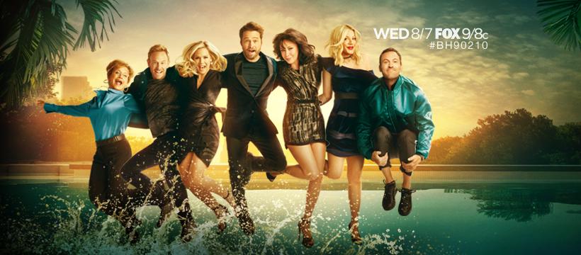 """Actorii din serialul """"Beverly Hills 90210"""" s-au reunit înaintea premierei şi au prezentat un videoclip de promovare – VIDEO"""