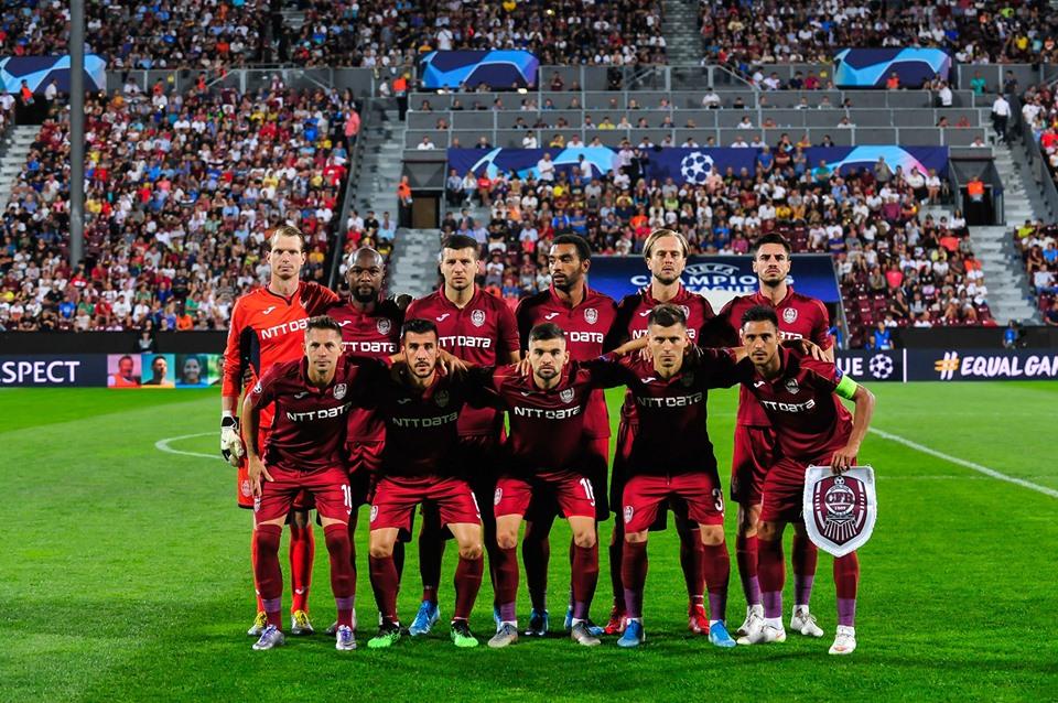 CFR Cluj, fără adversar în Liga 1! Trupa lui Petrescu a făcut instrucție cu FC Botoșani și a redevenit din nou lider