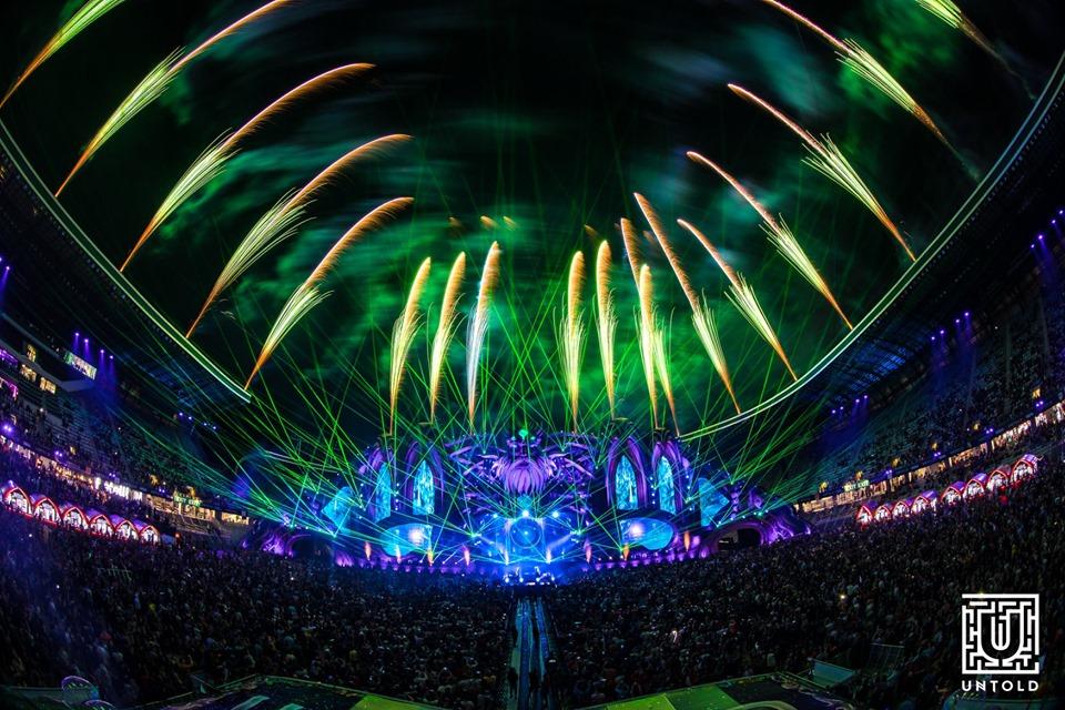 Fenomenul UNTOLD, 372.000 de participanți în 4 zile! Ultima zi a fost un record absolut: 97.000 de untoldiști!