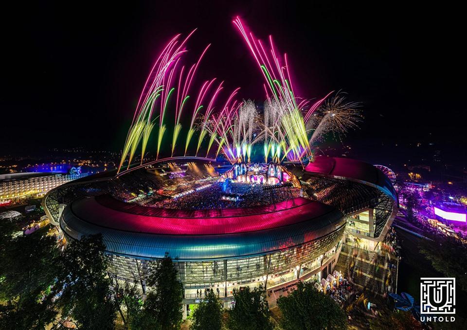 90.000 de participanți în ziua a 3-a de UNTOLD 2019