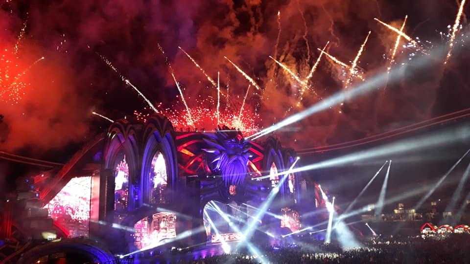 Ceremonie spectaculoasă de închidere a ediției aniversare UNTOLD 2019!