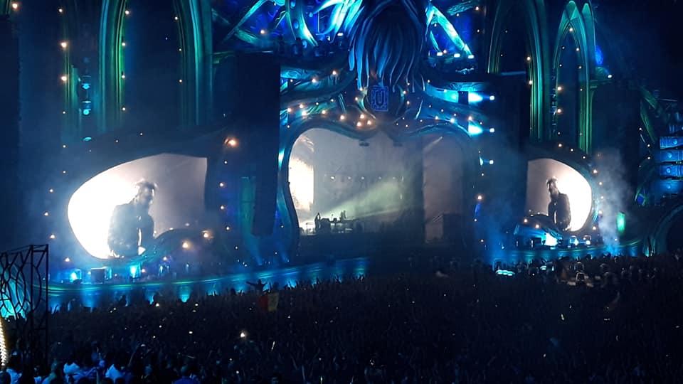 David Guetta, revenit la UNTOLD cu show mult mai bun față de la prima ediție din 2015