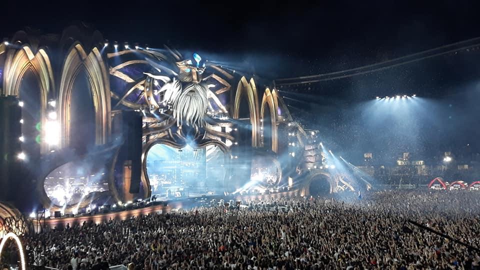 Puștiul minune al fenomenului EDM, Martin Garrix, a electrizat Cluj Arena la UNTOLD 2019
