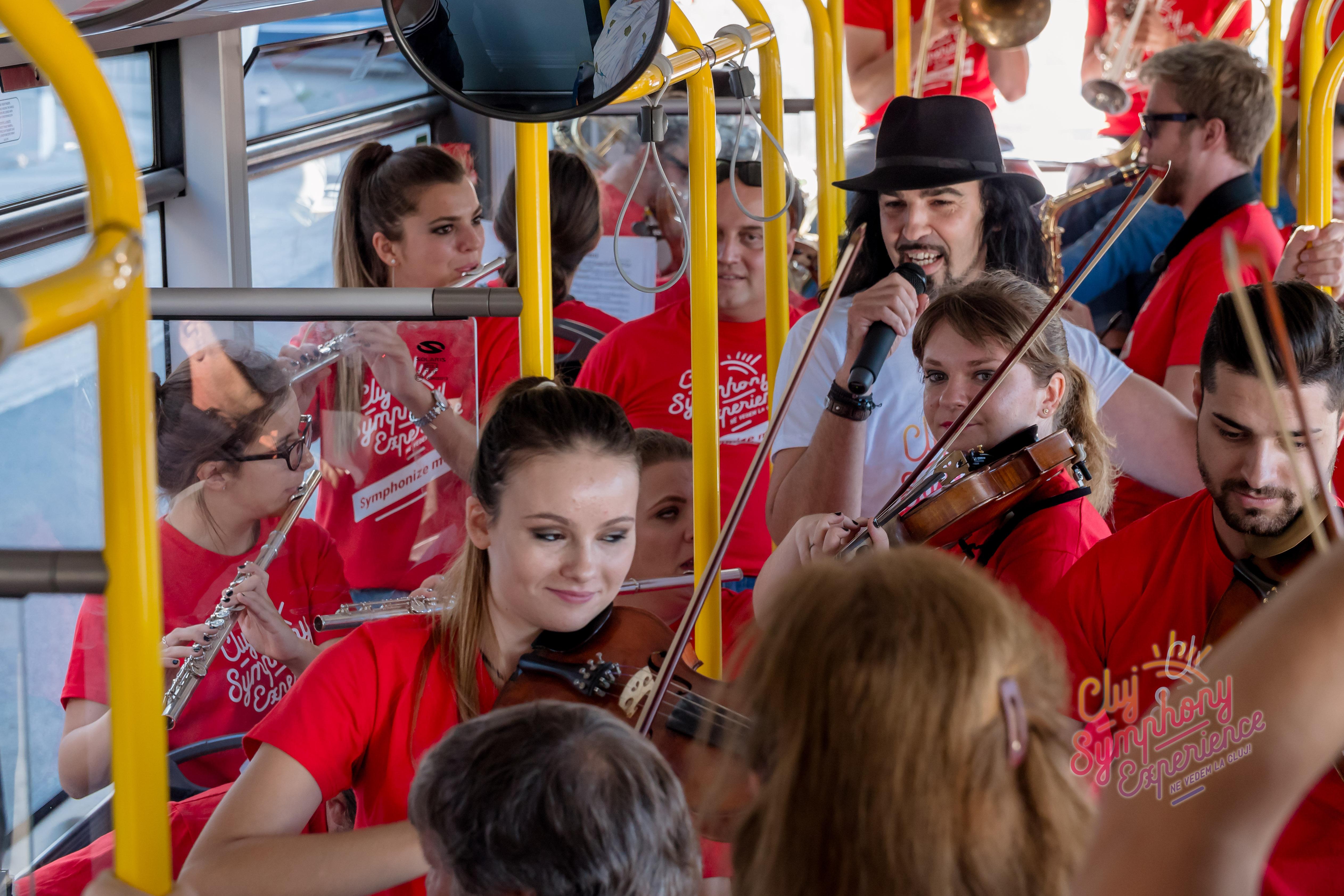 Noi experiențe muzicale oferite de Cluj Symphony Experience: un weekend în care muzica este trăită altfel