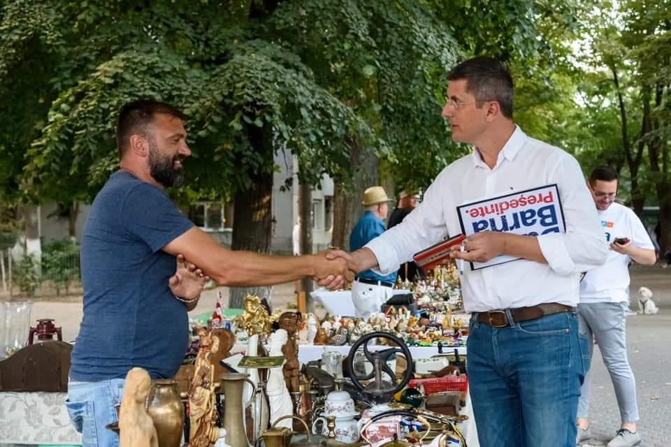 Dan Barna vine joi și vineri la Cluj. Unde îl poți întâlni?