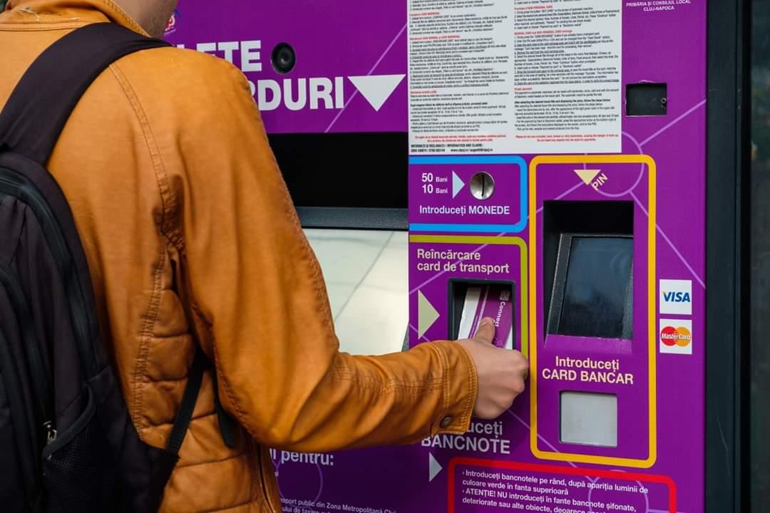 S-a încheiat era abonamentelor pe hârtie la CTP Cluj. Clujenii vor trebui să își facă carduri de transport