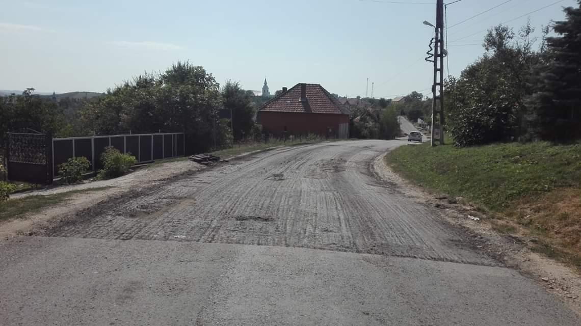 Drumul județean 161A din Cojocna intră în reparații