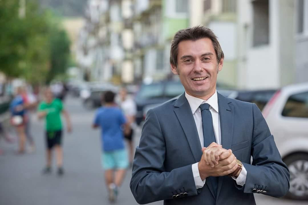 Daniel Meze, primul contracandidat pentru Horia Șulea la Primăria Florești