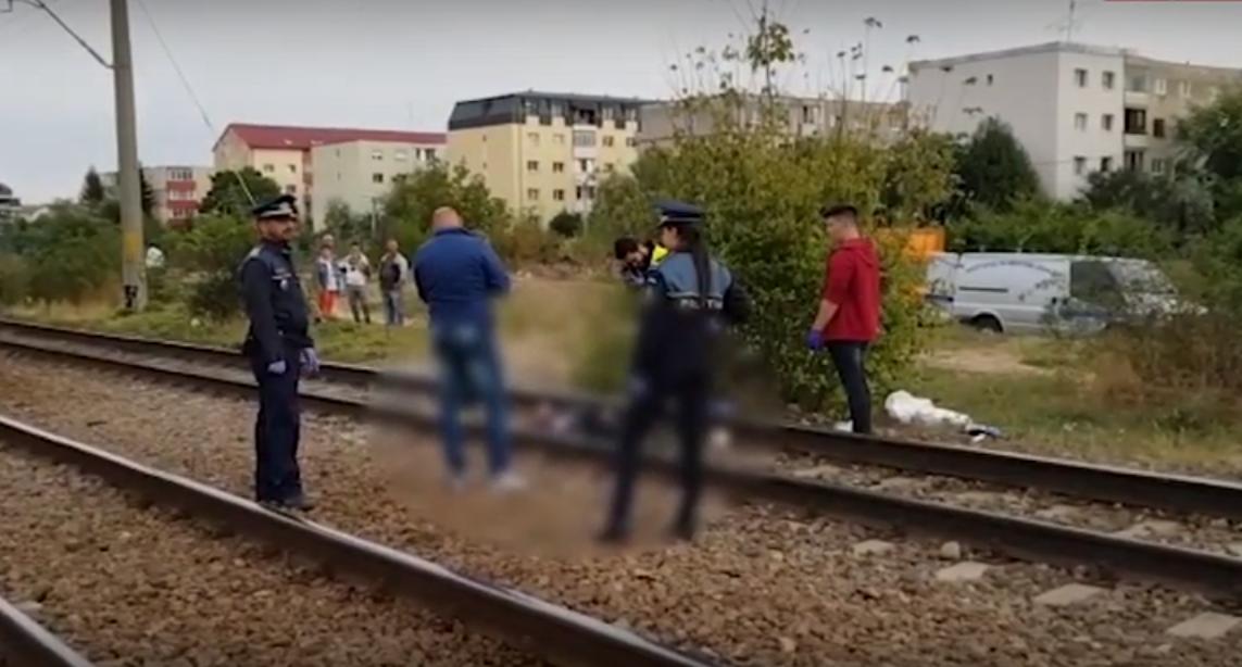 Un bărbat de 70 ani a murit după ce a fost lovit de tren în halta Clujana