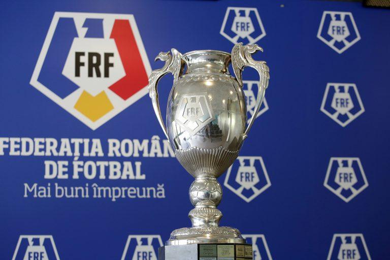 Echipele clujene și-au aflat astăzi adversarele din 16-imile Cupei României